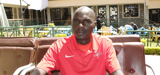 Kenya national team for marathon sets camp in Iten