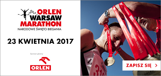 Orange Warsaw Marathon 2017