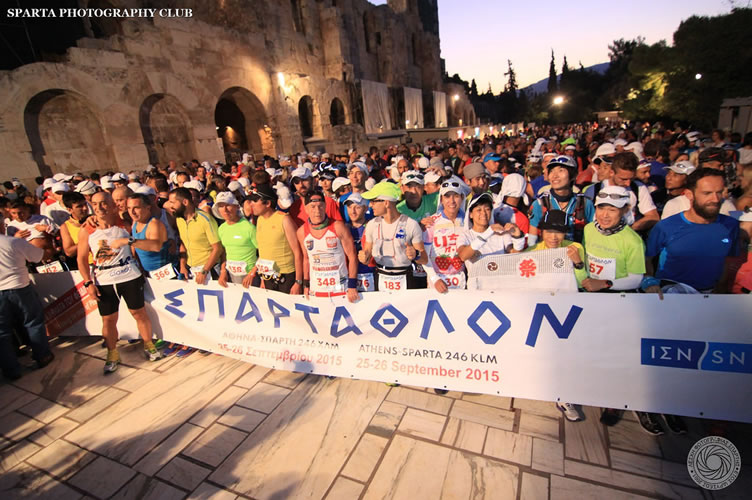 Oni pobiegną do Leonidasa! Poznajcie Polish Spartathlon Team 2016