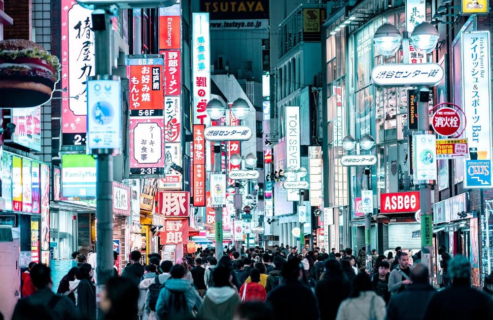 Tokio przed Igrzyskami