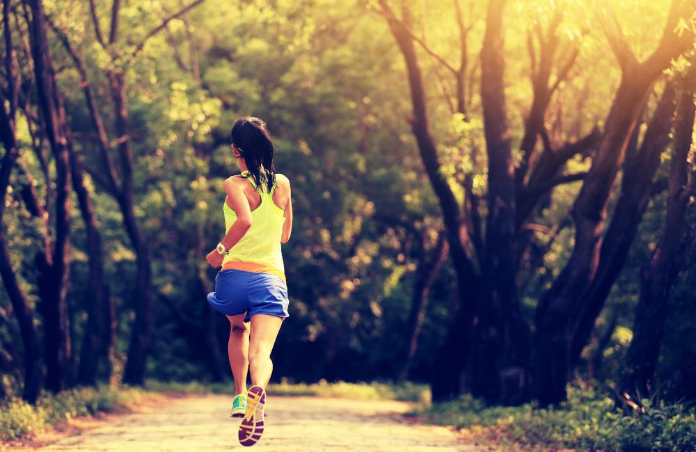 bieganie hormony