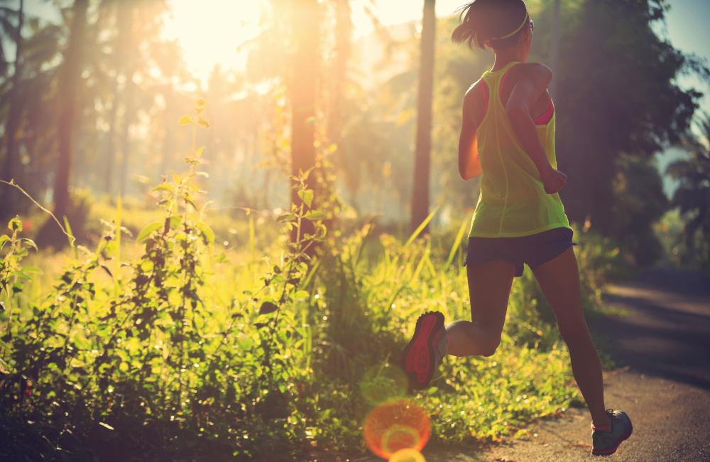 bieganie antykoncepcja