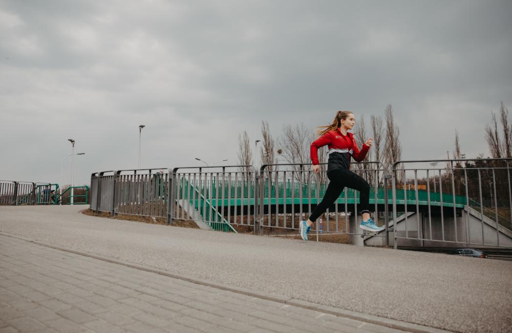 pierwsze bieganie