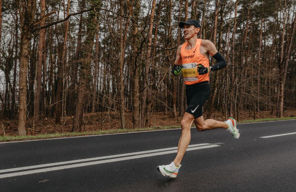 nastawienie mentalne maraton