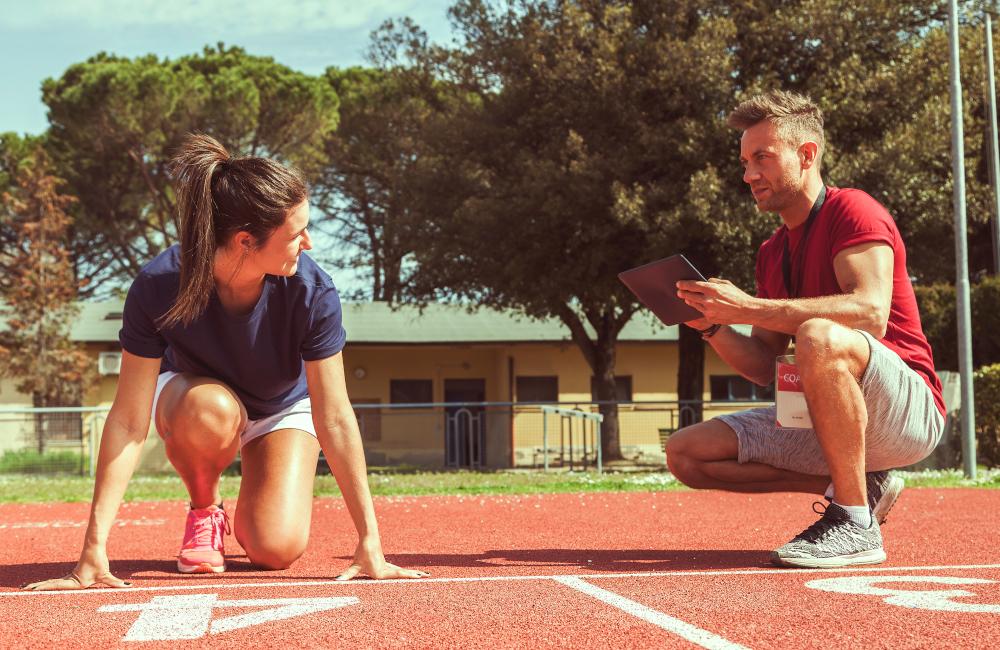 test coopera bieganie