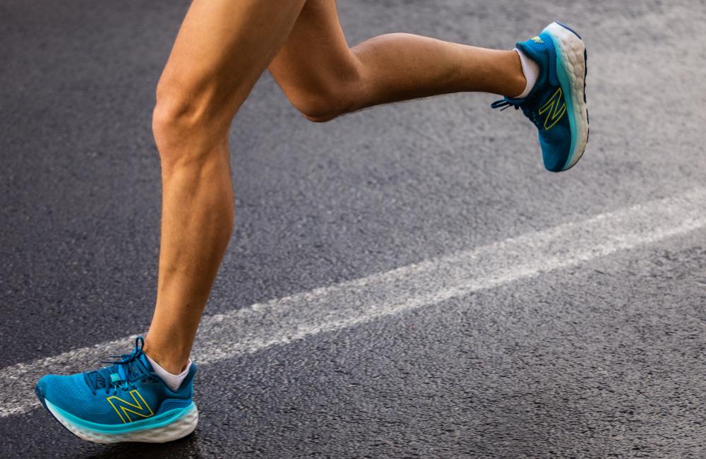 pierwszy zakres bieganie