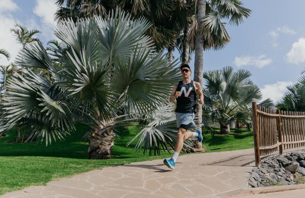 trening wysoka temperatura bieganie