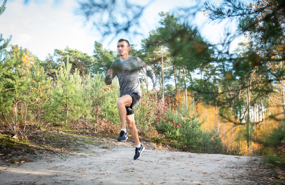 zabawa biegowa w treningu biegowym