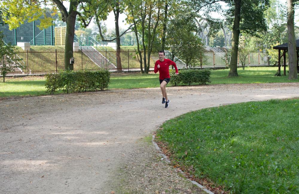 maraton zabawa biegowa