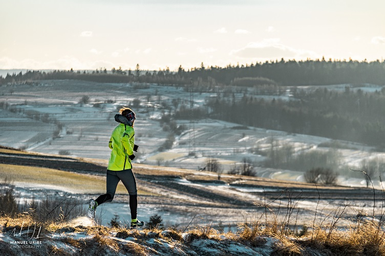Łemkowyna Winter Trail 2019. Test.