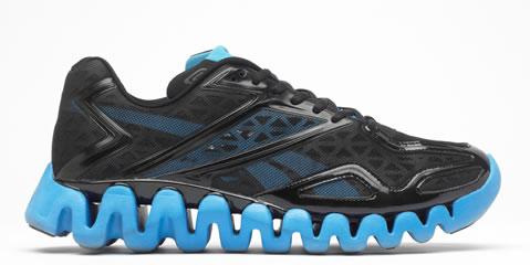 buty biegowe męskie REEZIG REEBOK ZIGTECH ZIGSFLY whitemalibu blue
