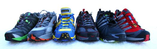 698b2810 Spadek temperatury, niestabilne, śliskie podłoże wymuszają zmianę obuwia do  biegania. Teraz łaskawym okiem patrzymy na buty trailowe, które zapewniają  ...