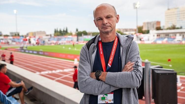 20% wszystkich medali – rozmowa z trenerem Jackiem Kostrzebą