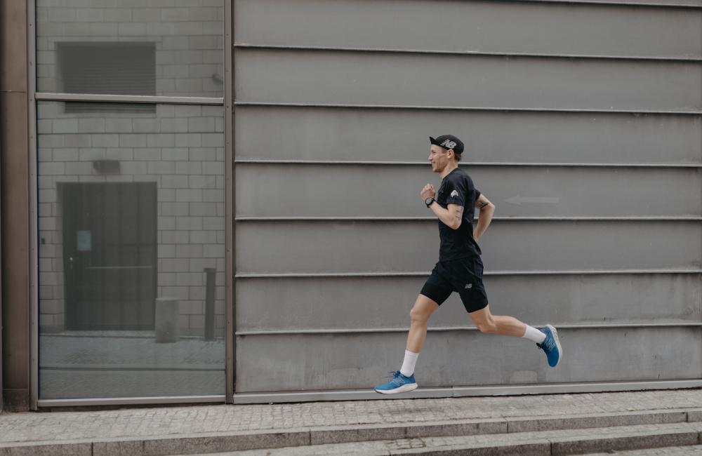 Bieg po mieście