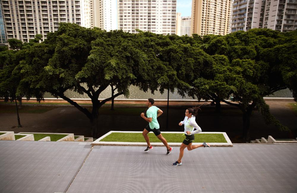 bieganie miejskie 1
