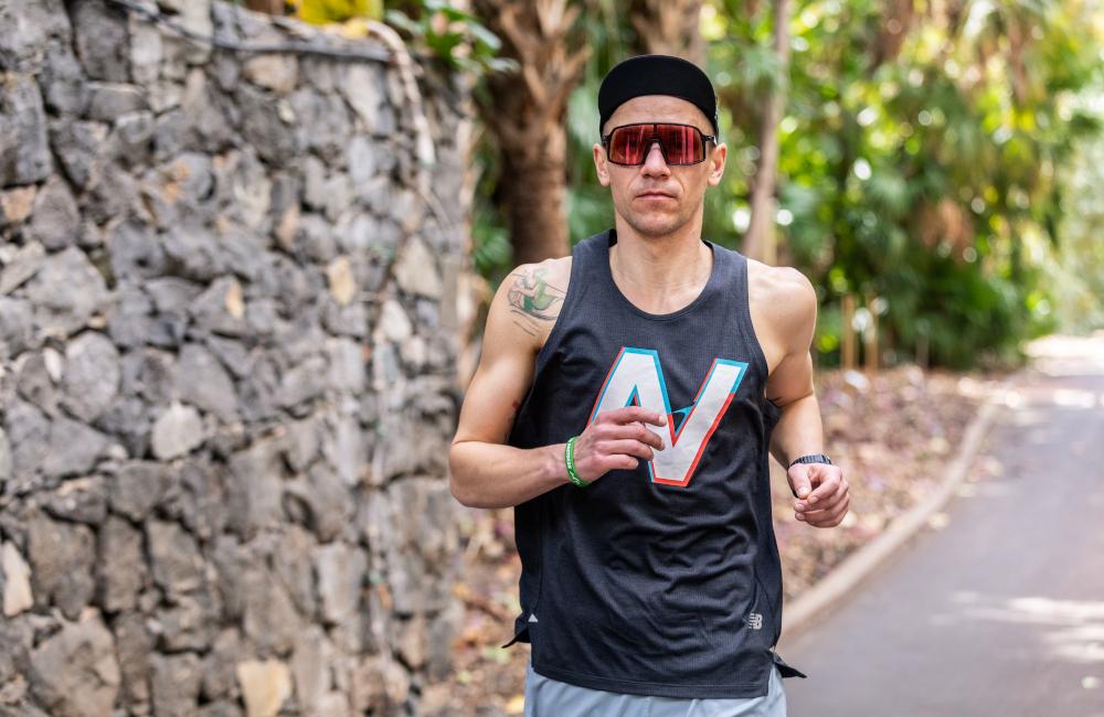 bieganie okulary