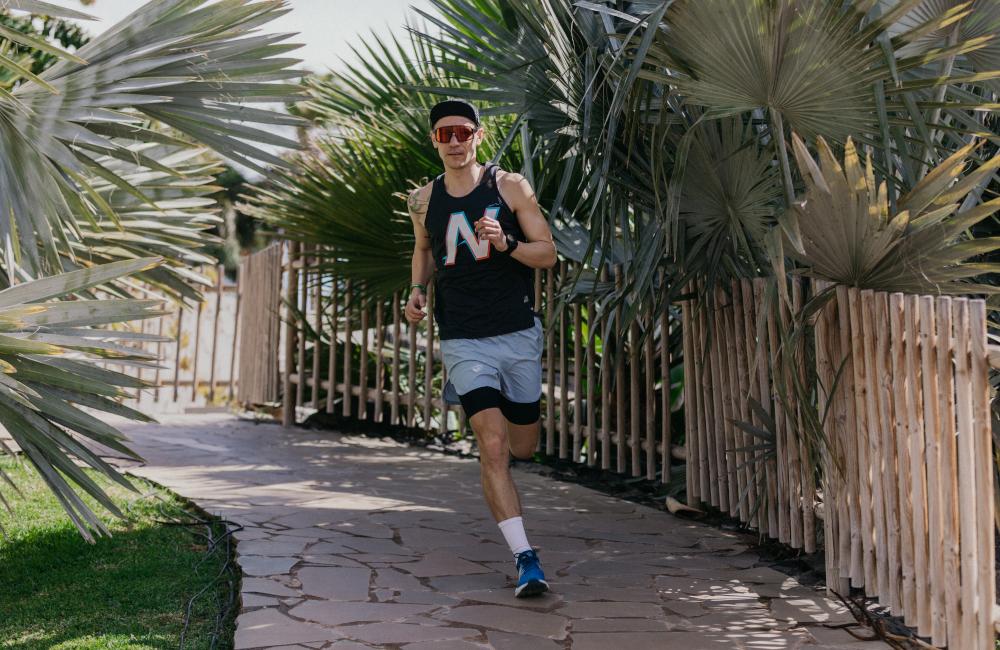 Bieganie w upalne dni