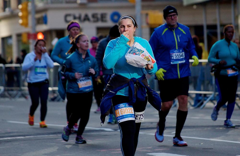 jedznie bieganie