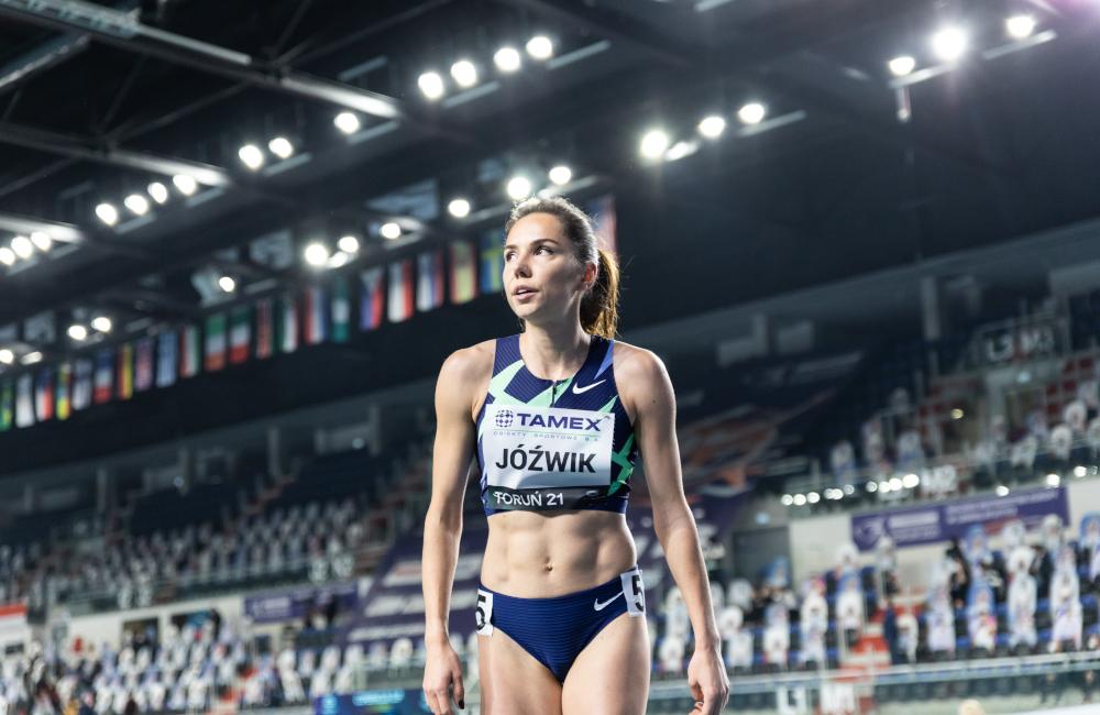 Joannę Jóźwik