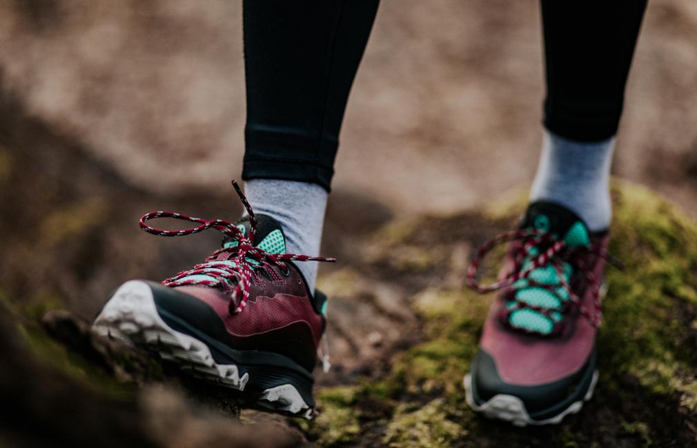 buty do biegania  po ciężkich teren