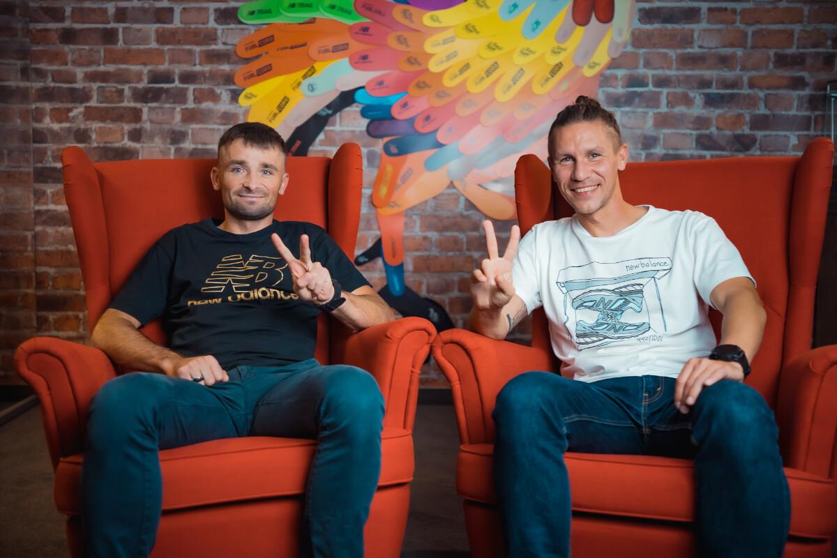 Świat maratonów i maratony świata – Wojciech Kopeć LIVE