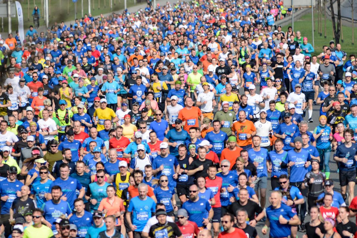 Na ile kilometrów ten maraton? W Brighton twierdzą, że na 42,7 km
