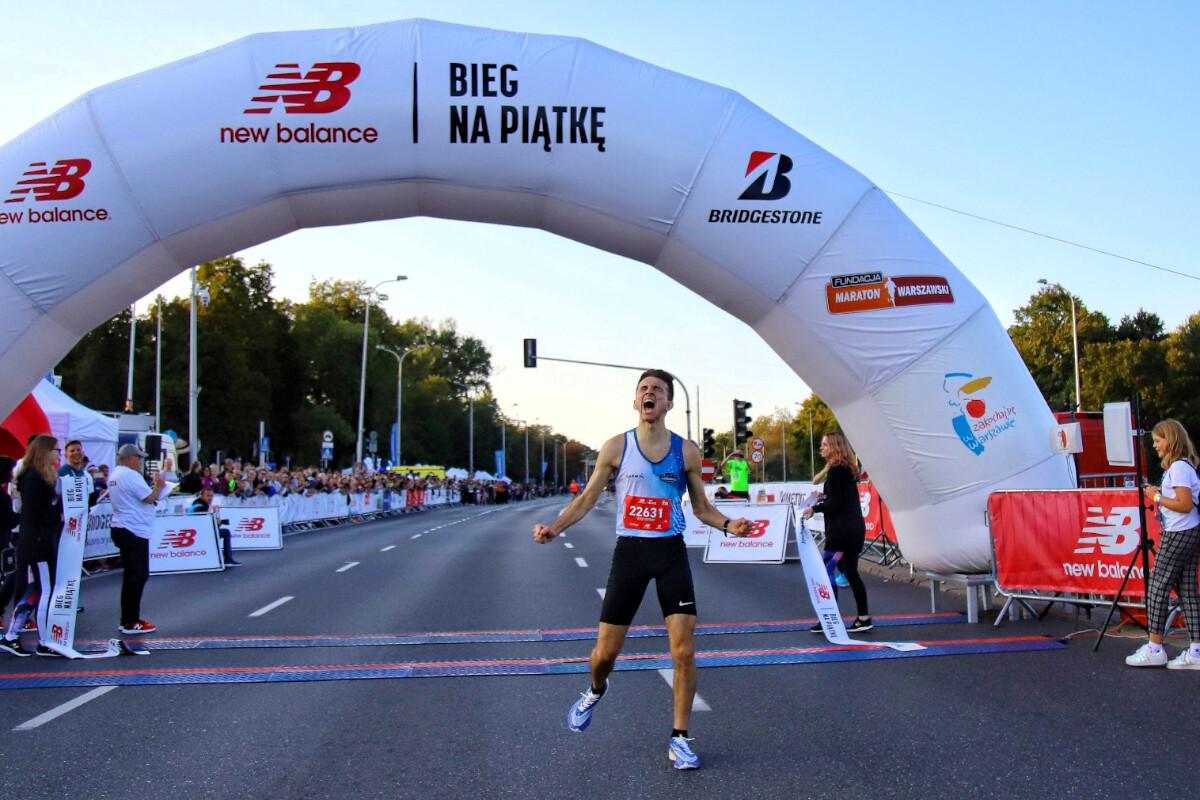 Krzysztof Tschirch: Zajechać mam się na zawodach